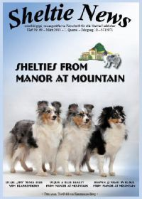 Sheltie News 2/2011